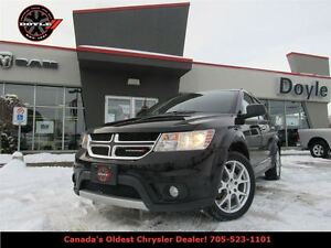 2014 Dodge Journey R/T AWD W/GPS NAVIGATION & SUNROOF 1-OWNER TR