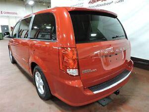 2012 Dodge Grand Caravan SXT,ATTELAGE REMORQUAGE,8 PNEUS ET RIMS West Island Greater Montréal image 6