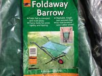 "Foldable Wheelbarrow ""Brand New"""