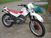 Swop Yamaha 225cc Serow 1989 model