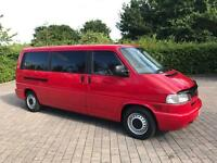 2000 Volkswagen Caravelle T4 2.5 LWB, LOADS OF EXTRAS! IDEAL CAMPER CONVERSION, Transporter T5 T6 VW