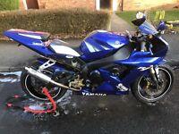 2002 Yamaha r1 quickshifter £2800