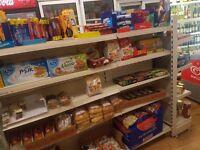 Shop shelves for sale gondola