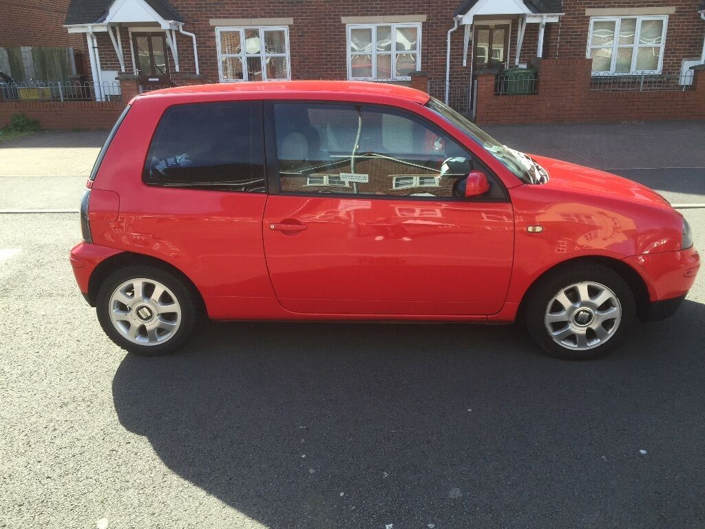 2002 seat arosa 1 l 650 ono in cardiff gumtree. Black Bedroom Furniture Sets. Home Design Ideas