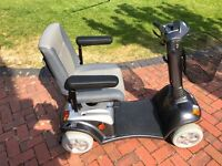 KYMCO SUPER 4 mobility scooter almost brand new no wear and tear