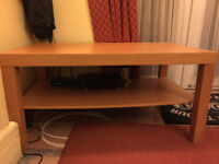 TV stand in a good condition.