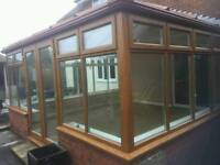 Upvc conservatory (professionally dismantled) + MORE CONSERVATORIES!!!