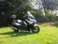 McLaren F1 Racing Team Pit Bike - KYMCO Downtown 300 Scooter. **REDUCED**