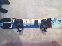 Head Snowboard 157cm with Head Bindings