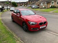 BMW 1 Series Sport Full Dealer Service History Low Mileage
