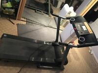 Roger Black Treadmill, Running Machine