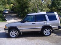 lANDROVER DISCOVERY TD 5 ES AUTO