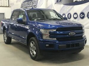 2018 Ford F-150 SuperCrew Lariat Sport 502A 3.5L EcoBoost