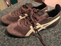 NEW ASICS TIGER MINI COOPER ONITSUKA IN SHOP £130 ONLY £29!!! SIZE 45