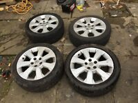 Vauxhall Vectra/Insignia alloy wheels 17inch