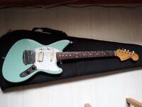 Fender Jagstang MIJ 1996 50th Anniversary Kurt Cobain 1st Edition