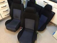 VW Golf MK4 GTI Seats Bora