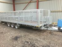 Clh Trialier 18ft cages brand new