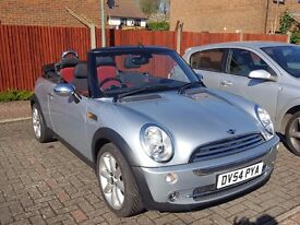 MINI Convertible | Very Cute & Stylish | Lovely Colour Combination | Great Condition Throughout