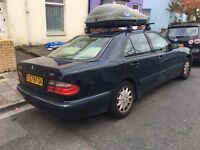 Classic 2000 reg Mercedes benz, A reliable working horse.