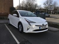 PCO HIRE UBER READY 2017 PRIUS NEW SHAPE £240per week including insurance