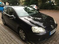 2005 Golf 2.0 GT-TDI 140bhp 6 Speed 3 door - 11 months MOT