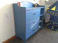 Blue Nursery Unit