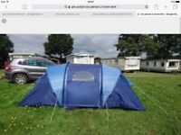6 birth pro action tent
