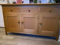 Marks and Spencer Beautiful Lichfield 3 Door Sideboard