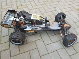 HPI Baja 5B SS Buggy Kit (Built and painted)