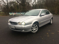 JAGUAR X-TYPE 2.1 V6 SE 2003 IN EXCELLENT CONDITION FSH