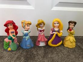Disney Princess set from Paris