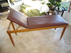Vintage Treatment Therapy Couch
