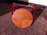 Fold-able Round Table Delivery Available
