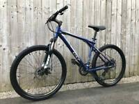 GT Aggressor XC3 Hardtail Hybrid/Mountain Bike, HIGH SPEC, UPGRADED, SHIMANO