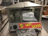 Hot Dogs Display unit New