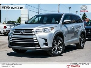 2017 Toyota Highlander LE+AWD+7 PASS