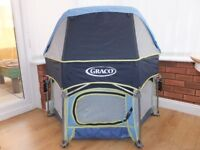 Playpen for Outdoor or Indoor Use by Graco