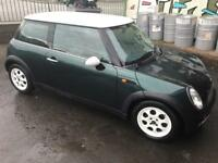 Mini one new mot