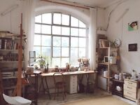 Art Artist Studio Share South Bermondsey/ Peckham