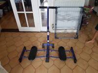 Legmaster Exercise Machine