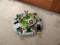 Vintage LEGO space UFO set