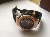 BrandNew Gold Hublot automatic sweeping movement