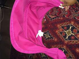 Bugaboo pink hood in absolute great condition