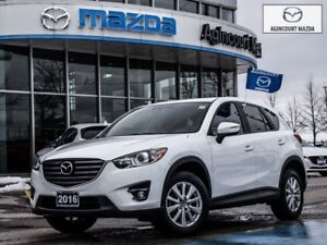 2016 Mazda CX-5 GS-Leather, Power Seat, BSM, Sunroof, Navi, AWD