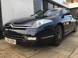Citroen C6 2.7 HDi V6 Exclusive 4dr MASSIVE SPEC, TOO MUCH TO LIST