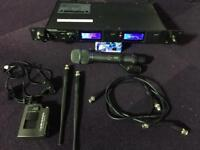 Audio Technica Wireless Mic bundle