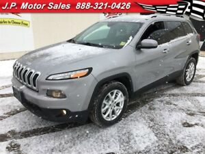 2015 Jeep Cherokee North Edition, Automatic, Only 99,000km