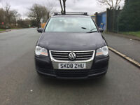 Volkswagen Touran 1.9 TDI - 7 Seater *** 5 Doors - Full Service History, 2 Previous Owners
