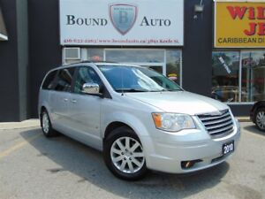 2010 Chrysler Town & Country Touring,SUNROOF,POWER DOORS&GATE,AC